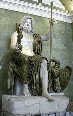 amp9889 Zeus  Zeus in Greek mythology